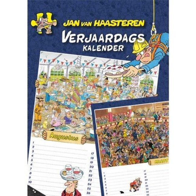 Comello Calendario Jan van Haasteren cumpleaños