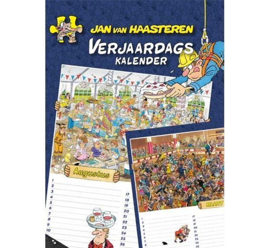 Jan van Haasteren Verjaardagskalender