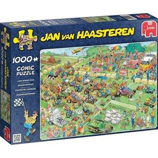 Jan van Haasteren Jan van Haasteren - Lawnmower Racing Puzzle 1000 Stück