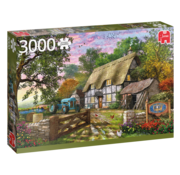 Falcon The Farmer's Cottage 3000 Piece Jigsaw Puzzle