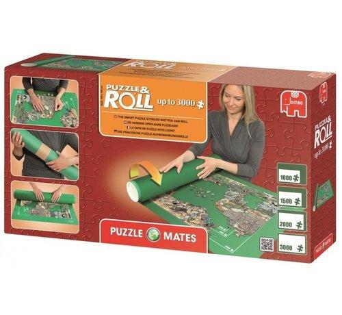 Jumbo Puzzle Mates - Puzzle & Roll 1500-3000