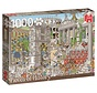 Pieces of History - The Romans Puzzle 1000 Pieces