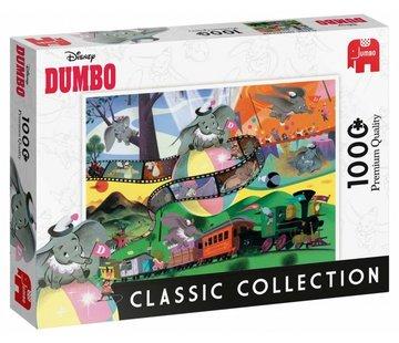 Jumbo Classic Collection - Disney Dumbo Puzzel 1000 stukjes