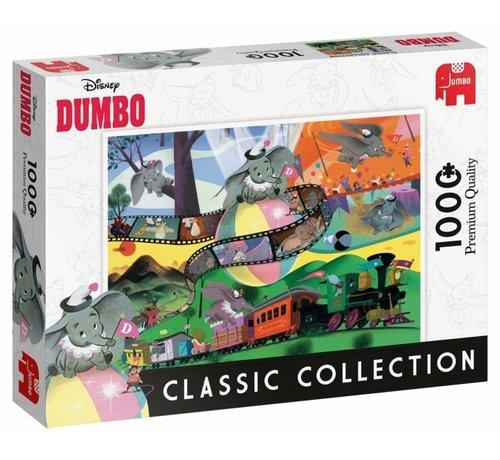 Jumbo Classis Collection - Disney Dumbo Puzzel 1000 stukjes