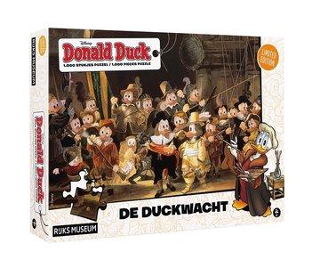 JustGames Donald Duck De Duckwacht Puzzel 1000 Stukjes
