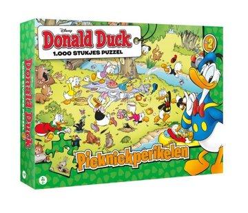 JustGames Donald Duck Picnic Problems Puzzle 1000 Pieces
