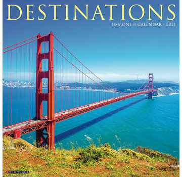 Willow Creek Destinations Calendar 2021