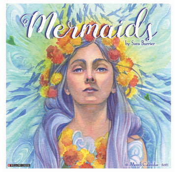 Willow Creek Mermaids Calendar 2021