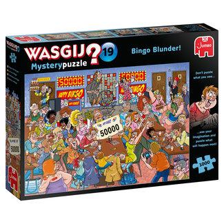 Jumbo Wasgij Mystery Bingo 19 Cheats! 1000 pieces