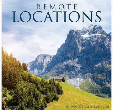 Willow Creek Remote Locations Kalender 2021