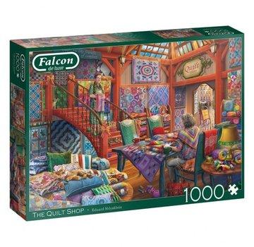 Falcon Der Quilt Shop 1000 Puzzleteile