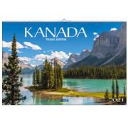 Korsch Verlag Canada Kalender 2021