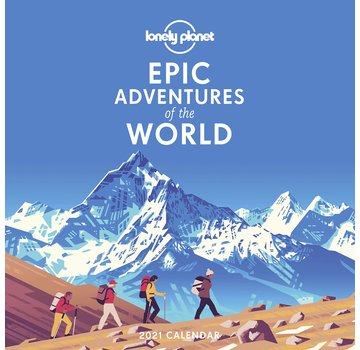 Lonely Planet Lonely Planet Calendar 2021