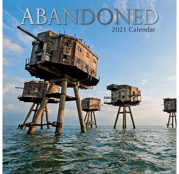 The Gifted Stationary Abandonded Kalender 2021