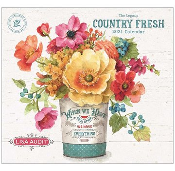 Legacy Country Fresh Calender 2021
