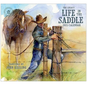 Legacy Life in the Saddle Kalender 2021
