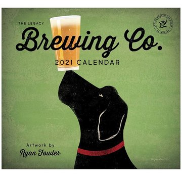 Legacy Brewing Co.  Kalender 2021