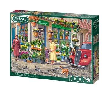 Falcon Les Fleuriste 1000 Pièces Puzzle