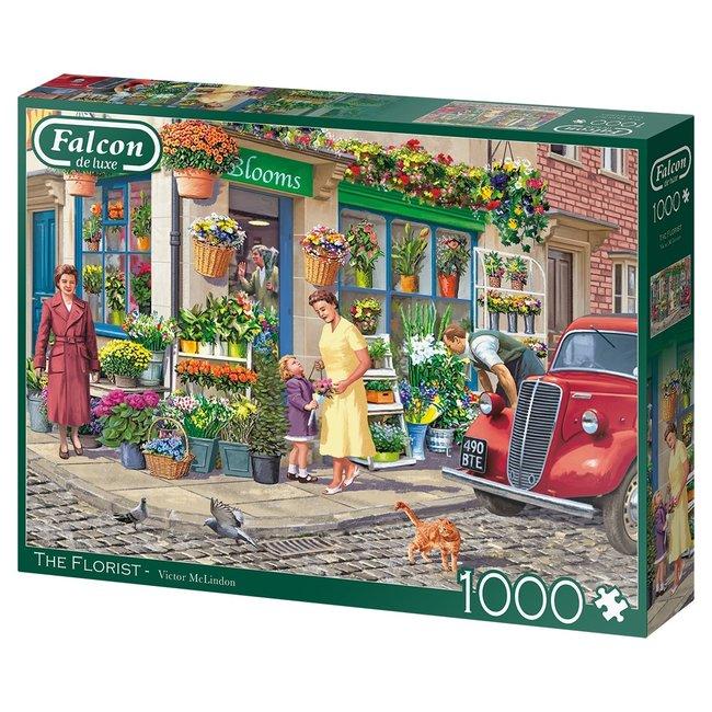 Falcon Die Florist 1000 Puzzleteile