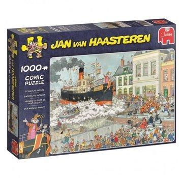 Jumbo Jan van Haasteren - Sinterklaasintocht 1000 Puzzle Pieces