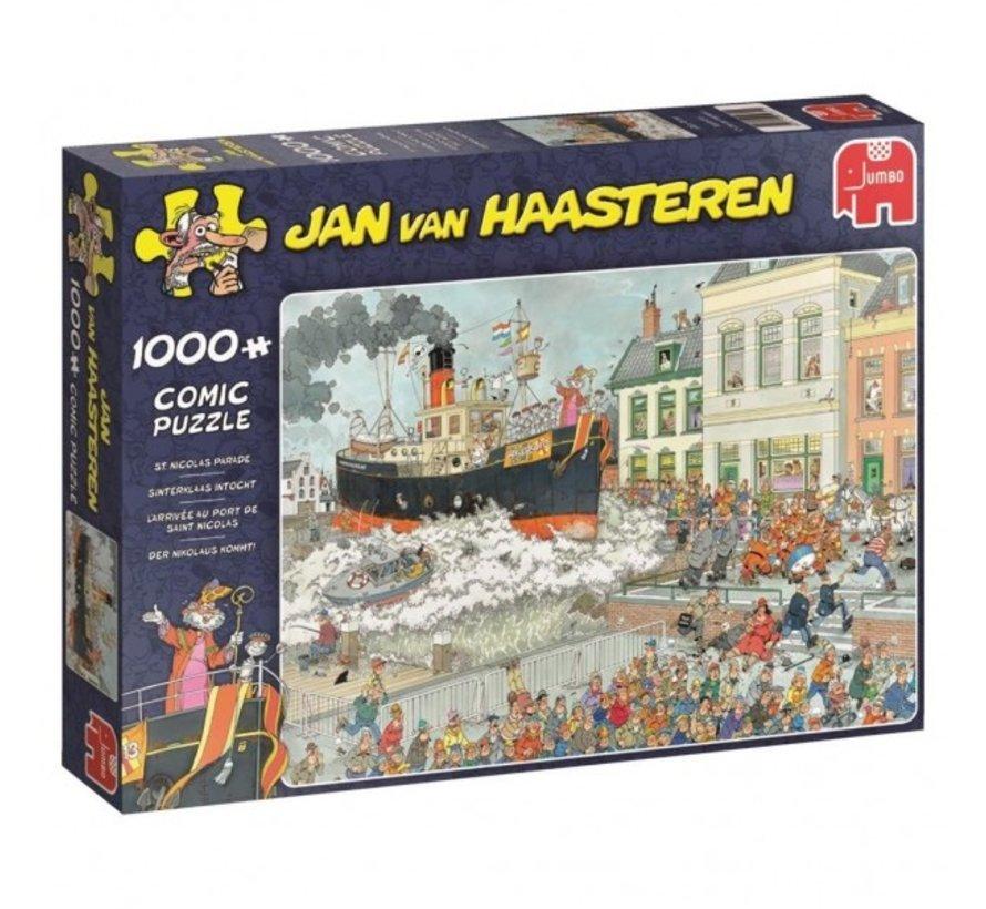 Jan van Haasteren – St. Nicolas Parade 1000 Pieces