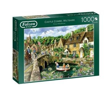 Falcon Castle Combe 1000 Puzzle Pieces