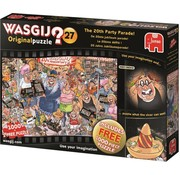 Jumbo Wasgij Original 27 - The 20th Party Parade Puzzle 2x 1000 Pieces