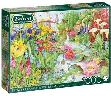 Falcon Flower Show: The Water Garden Puzzel 1000 Stukjes