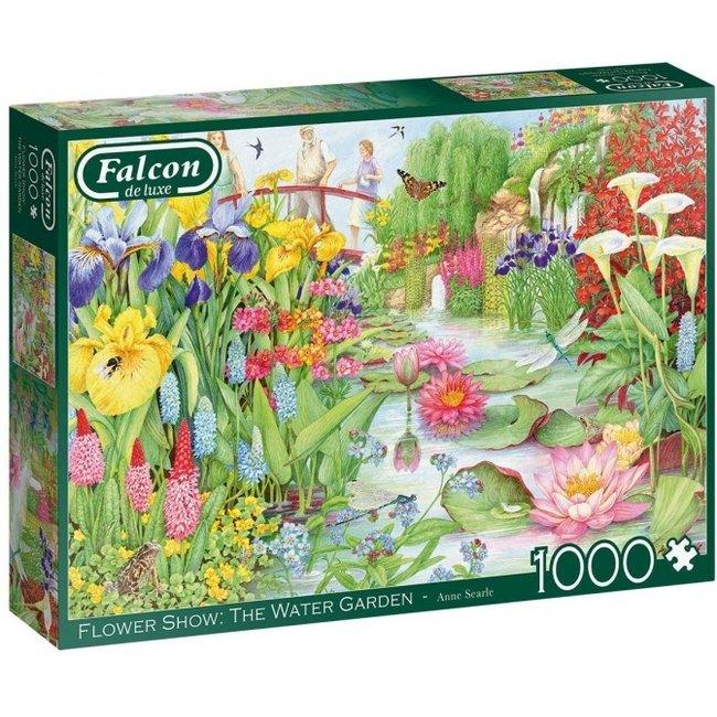 Falcon Flower Show: The Water Garden Puzzle 1000 Stück