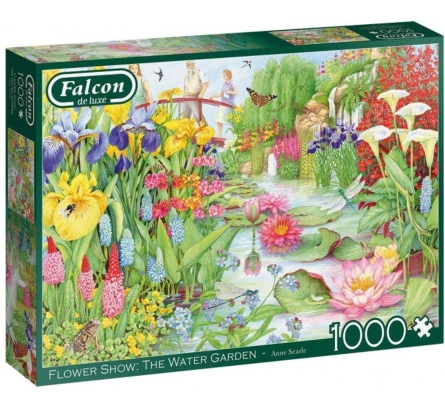 Flower Show: The Water Garden Puzzel 1000 Stukjes