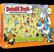 JustGames Donald Duck Eend-Tweetje  Puzzle 1000 Pieces