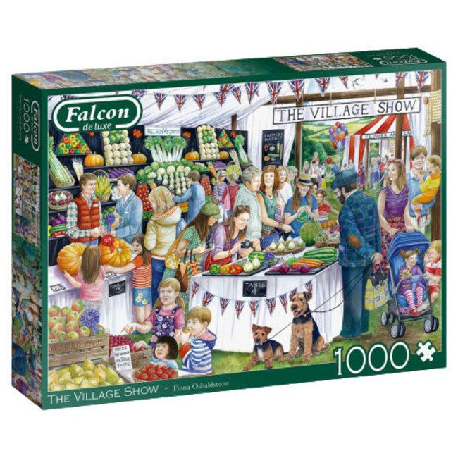 Falcon The Village anzeigen 1000 Puzzle Pieces