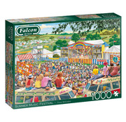 Falcon Summer Music Festival 1000 Piece Jigsaw Puzzle