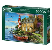 Falcon The Lighthouse Keeper's Cottage 1000 Piece Jigsaw Puzzle
