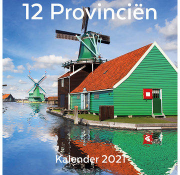 Plenty Gifts 12 Provincien Calendar 2021