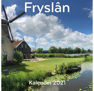 Plenty Gifts Friesland Calendar 2021