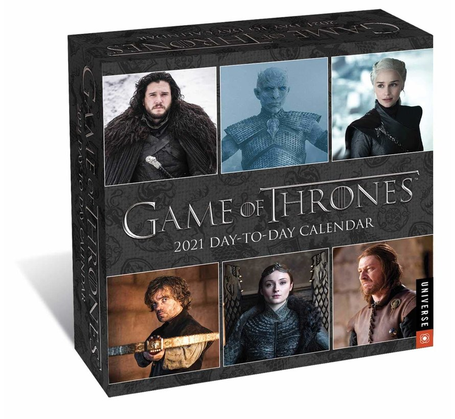 A Game of Thrones Boxed-Kalender 2021