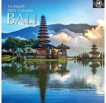 The Gifted Stationary Bali Calendar 2021