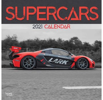 Browntrout Supercars Calendar 2021