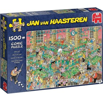 Jumbo Jan van Haasteren – Chalk Up! Puzzle 1500 Pieces