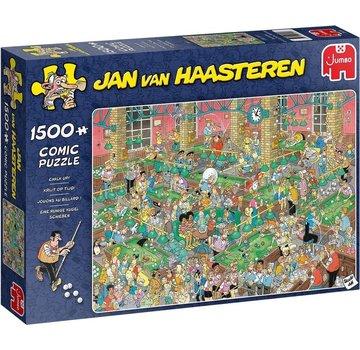 Jumbo Jan van Haasteren – Krijt op tijd! 1500 Stukjes