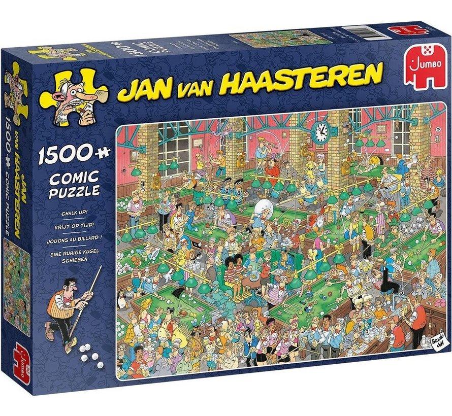 Jan van Haasteren – Chalk Up! Puzzle 1500 Pieces