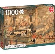 Jumbo Puzzle Anton Pieck Dutch Pancake House 1000