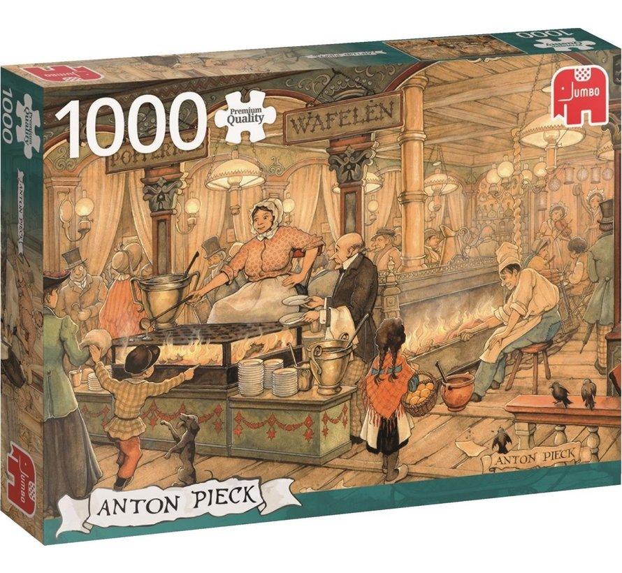 Puzzle Anton Pieck Dutch Pancake House 1000