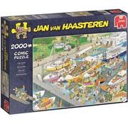 Jumbo Jan van Haasteren – The Locks Puzzle 2000 Pieces