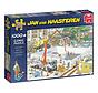 Jan van Haasteren – Almost Ready 1000 Pieces