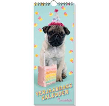 Inter-Stat Puppies Rachel Hale Verjaardagskalender