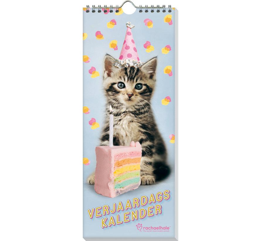 Kittens Rachel Hale Verjaardagskalender