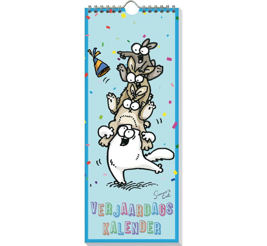 Simon's Cat Verjaardagskalender