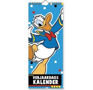 Inter-Stat Donald Duck Birthday Calendar